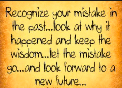 Understanding a mistake