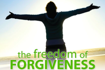 Forgiveness to be free