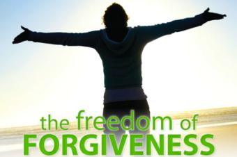 Forgiveness to be free